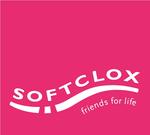 SOFTCLOX nur echt mit der biegsamen Holzsohle