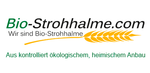Bio-Strohhalme