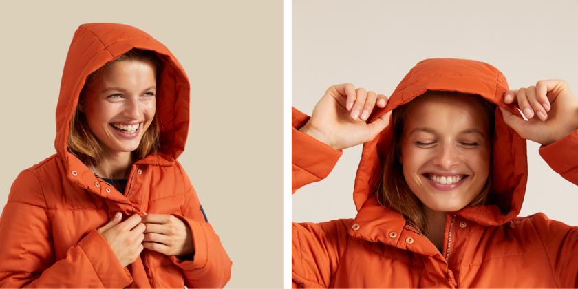 Outdoor-Jacken Perfekt für den Herbst!