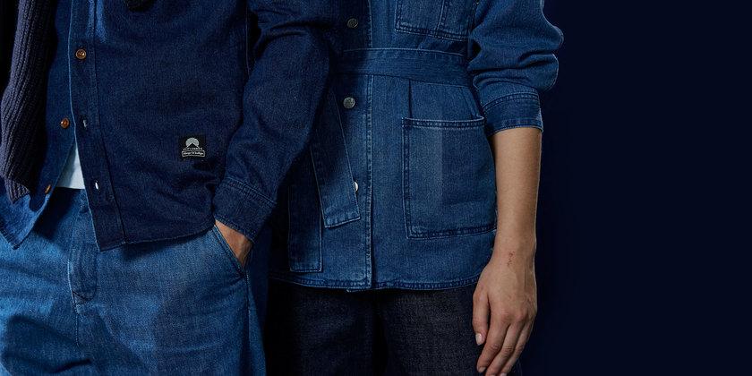 Faire Jeans Aus Bio-Baumwolle