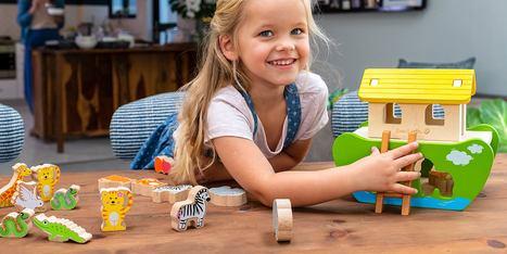 EverEarth Holzspielzeug für die Kleinen
