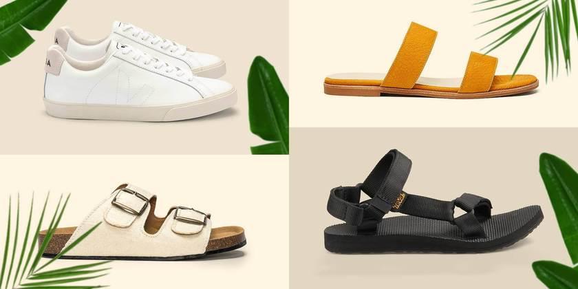 Sommerschuhe Sandalen, Sneaker und mehr