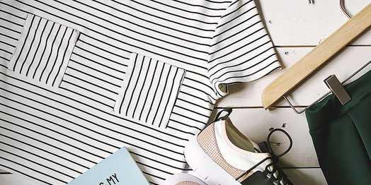 Der Streifen-Look Kleider, Shirts, Hosen & mehr!