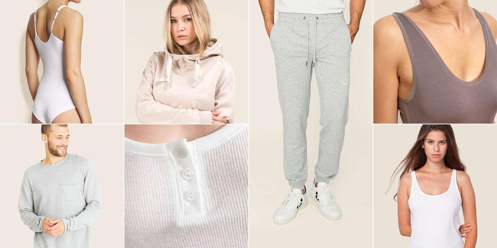 Anziehen & Wohlfühlen Unterwäsche, Loungewear & Co.