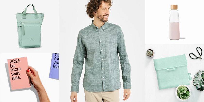 Green Office Kleidung, Accessoires und Zubehör
