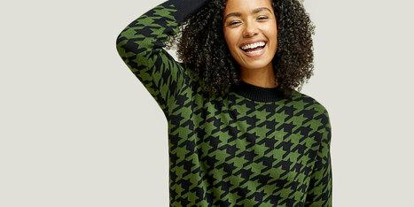 Damen Pullover Sweatshirts & Strick