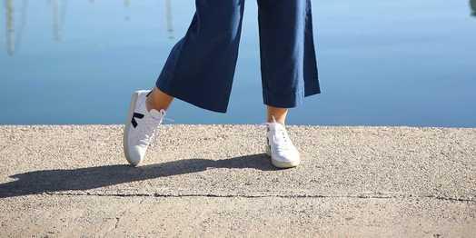 Faire Sneaker passen immer So einfach kombiniert!