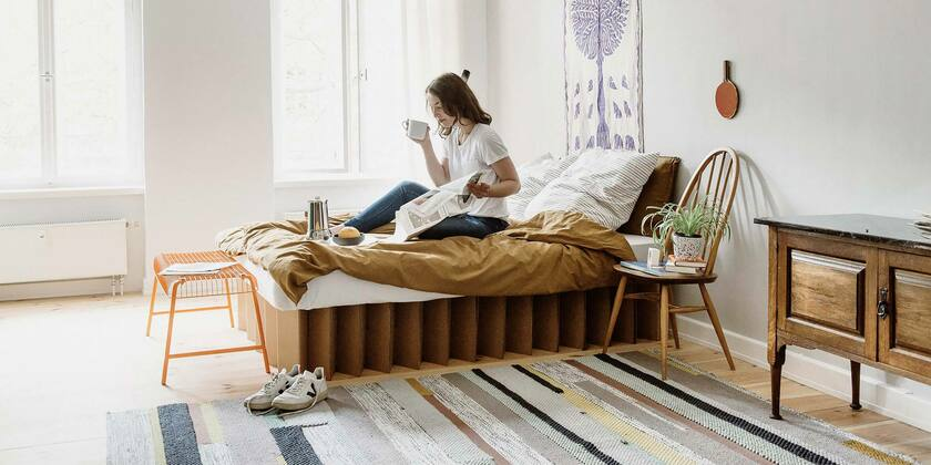 Mach's dir gemütlich! Lounge-Wear, Bettwäsche und mehr!