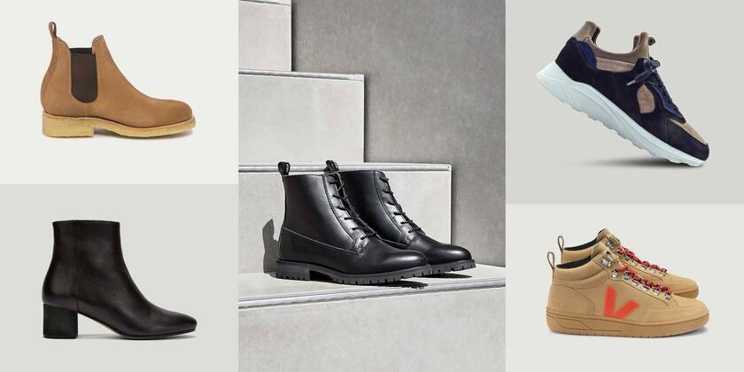 Schuhe für kalte Tage Stiefel, Stiefeletten, Sneaker & mehr