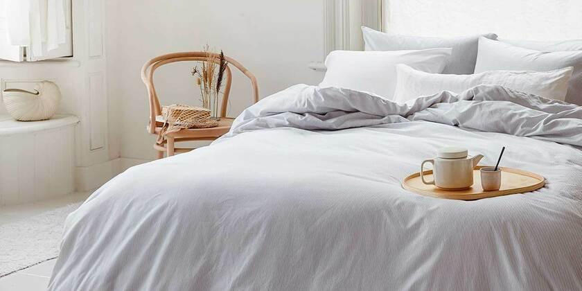 Mach's dir gemütlich! Bettwäsche, Lounge-Wear & mehr