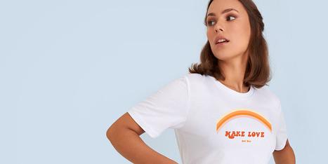 Damen Shirts Basic oder mit Print