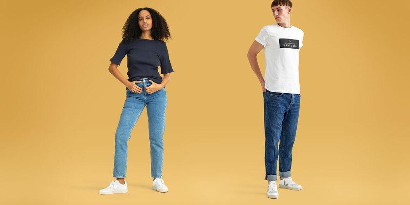 Faire Jeans Für sie und ihn