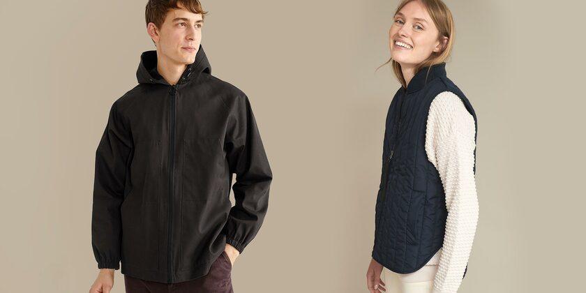 Nachhaltige Jacken Jetzt entdecken