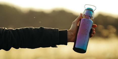 soulbottles steel light Federleichte Trinkflaschen