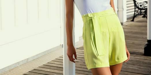 Shorts Perfekt für den Frühling