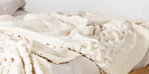 Einkuscheln  Aus feinster Bio-Baumwolle