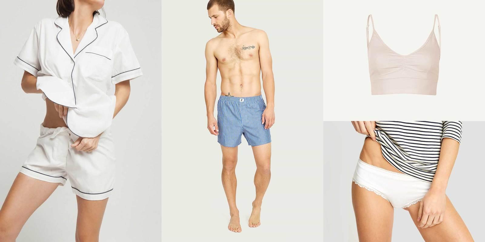 Green, fair & soft! Unterwäsche, Loungewear & Co.