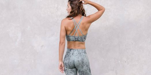Jaya Bequeme Eco-Yoga-Fashion