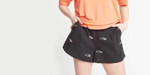 Stylische Hosen Shorts, Jeans & vieles mehr!