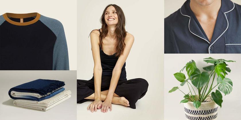 Mach's dir gemütlich! Bettwäsche, Pyjamas & Co.