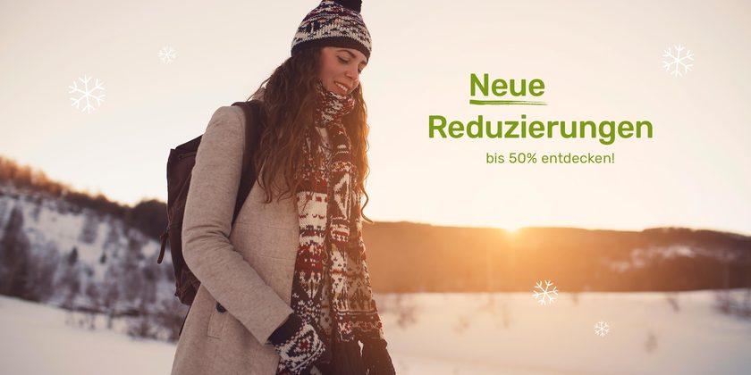 Der Winter-Sale geht weiter! Jacken, Kleider, Pullover & mehr!