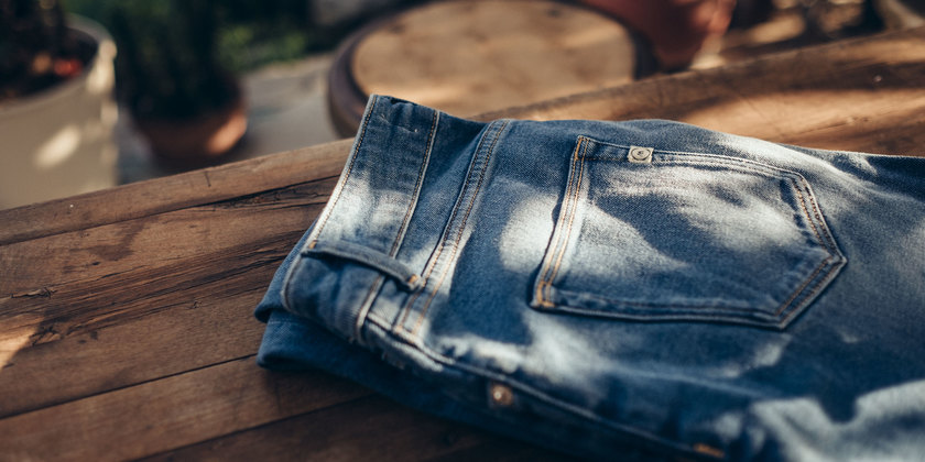 Wir lieben faire Jeans!  Egal ob Skinny, Straight oder High Waist
