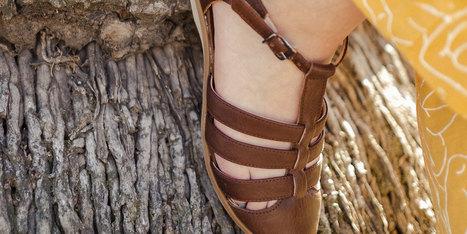 Sandalen Nachhaltig produziert!