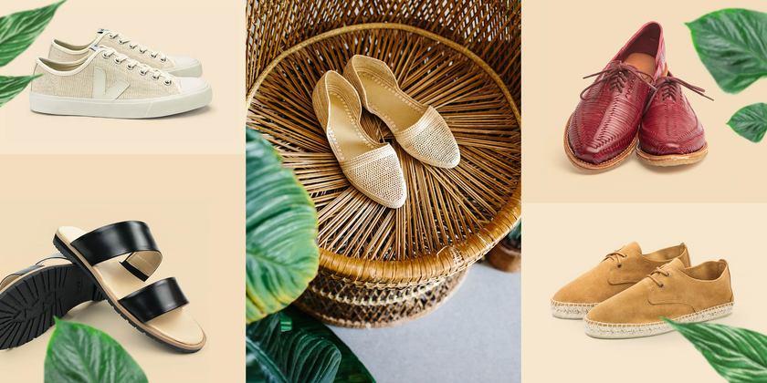 Sommer-Schuhe Sandalen, Sneaker & mehr!