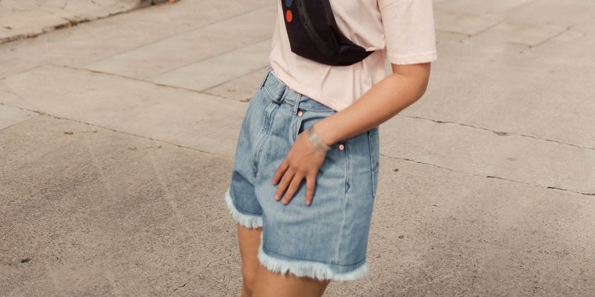Entspannte Hosen Shorts, Chinos & Co.