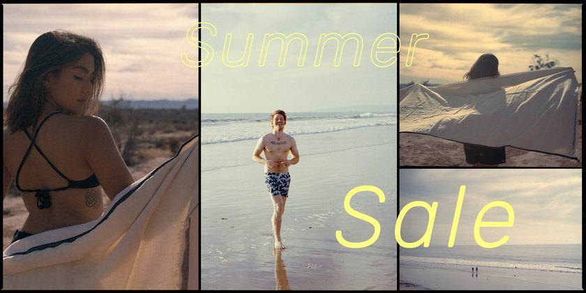 Summer Sale Bis zu 50% reduziert!