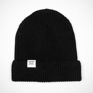 Beanie Lofoten Black - DEDICATED