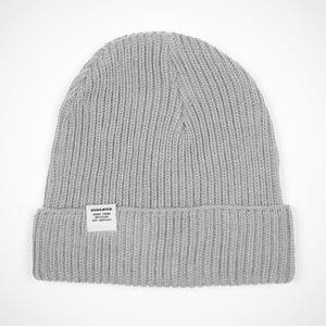 Beanie Lofoten Light Grey - DEDICATED