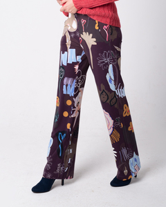 Graffiti Pants - Alma & Lovis
