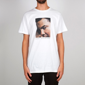 Ali T-Shirt Stockholm white - DEDICATED