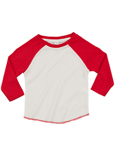 Baby Organic Baseball T-Shirt - Babybugz
