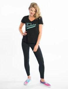 T-Shirt Rockster schwarz - Blueberry Rockster