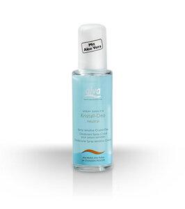 Kristall Deo Spray sensitiv - alva naturkosmetik