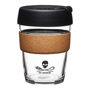 2go Glasbecher KeepCup Sea Shepherd - KeepCup