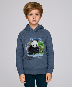 LIMITED EDITION- Hoodie Jungen / Save the Wildlife - Kultgut