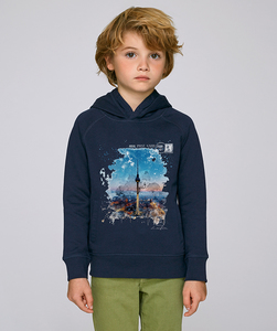 LIMITED EDITION- Hoodie Jungen / Greeting from Berlin  - Kultgut