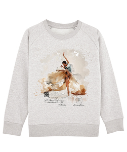 LIMITED EDITION - Sweatshirt Mädchen/ Dancing - Kultgut