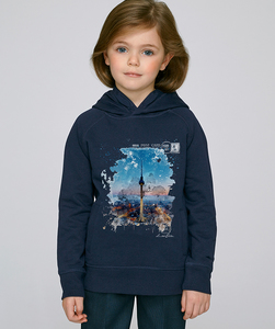LIMITED EDITION- Hoodie Mädchen/ Greeting from Berlin - Kultgut