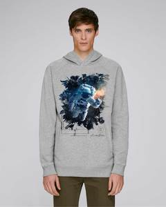 LIMITED EDITION- Basic Hoodie Herren/ Galaxy - Kultgut