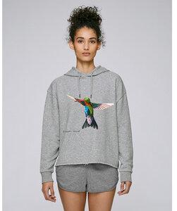 Modernstyle Hoodie mit Motiv/ Little Bird - Kultgut