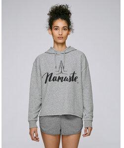Modernstyle Hoodie mit Motiv / Namaste - Kultgut