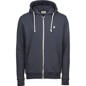 KnowledgeCotton Apparel Basic Hood Sweat - KnowledgeCotton Apparel