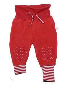 Baby Kinder Frotee Hose Bio-Baumwolle  - Leela Cotton