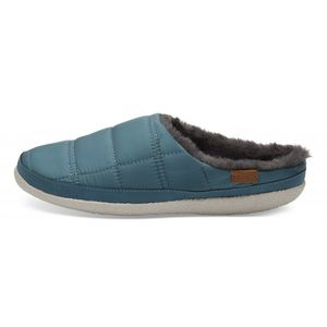Stellar Blue Quilted Slipper - Toms