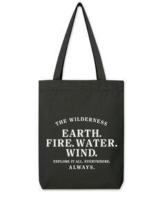 Elements Bag BLACK - merijula