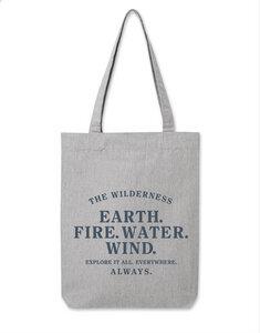 Elements Bag GREY - merijula
